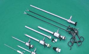 Laparoscopia - Instrumente